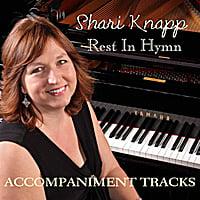 Shari Knapp   Rest In Hymn Accompaniment Tracks   CD Baby Music Store