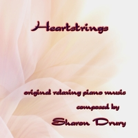 Sharon Drury | Heartstrings (Original Relaxing Piano Music)