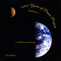 JG Shepherd | 1,000 Years of Peace Project, Vol. 1