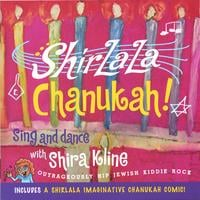 Shirlala Chanukah Album Cover