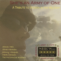 Steven Hall, Mark Carman, Shree Newman, Johnny Vasquez, The McCormick Brothers | She's An Army of One