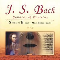 Shmuel Elbaz - Mandolin Artist | J S Bach Sonatas And