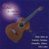 Michael Silvestri cover