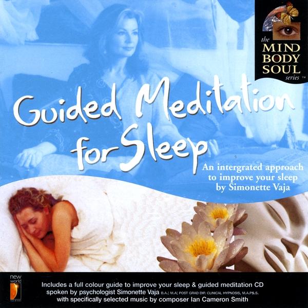 Simonette Vaja | Guided Meditation for Sleep | CD Baby Music