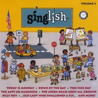 Singlish - Building Language the Fun Way! | Classic Children's Songs, Vol. 2