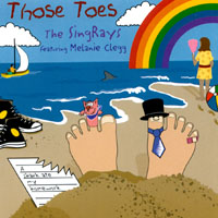 The Singrays | Those Toes