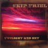 Skip Friel: Twilight Red Sky