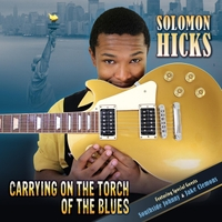 Solomon Hicks | Carrying On the Torch of the Blues