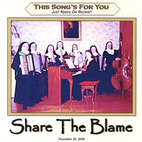 This Song's for You | Share the Blame