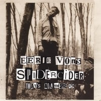 Eerie Von's SpiderCider | That's All There Is
