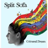 Split Sofa | Coloured Dream