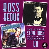 steve ross | Debut Album/Live In Australia