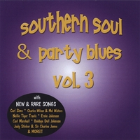 Various Artists | Southern Soul & Party Blues, Vol. 3