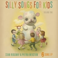 Sliiy Songs For Kids: Vol 1 CD cover