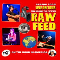 "Stan Ridgway | ""RAW FEED"" Live on Tour 2009 DVD"