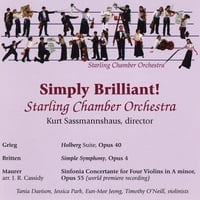 Starling Chamber Orchestra: Simply Brilliant!