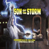 Stephen Melillo & Son of the Storm Studio Cast 2016 | Son of the Storm