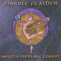 Angela Sterling Forest | Marble Feather