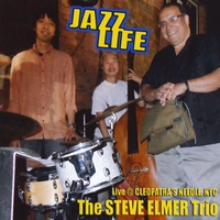 The Steve Elmer Trio | Jazz Life -  Live @ Cleopatra's Needle, NYC