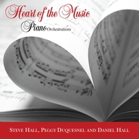 Steve Hall, Daniel Hall & Peggy Duquesnel | Heart of the Music
