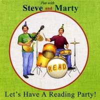 Steve Blunt & Marty Kelley | Let's Have a Reading Party!