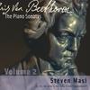 Steven Masi: Beethoven: The Piano Sonatas, Vol. 2