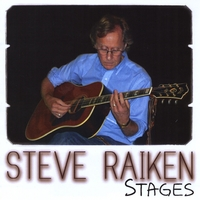 Steve Raiken | Stages