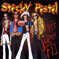 Sticky Pistil | hi-fi superfly