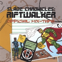 Stratos | Slade Chronicles: Riftwalker - Official Mix-Tape