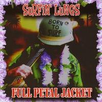 The Surfin' Lungs | Full Petal Jacket