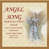 Suzanne Davis Harden | Angel Song: Peaceful Piano Solos
