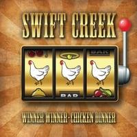 Swift Creek: Winner Winner Chicken Dinner