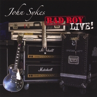 John Sykes | Bad Boy Live