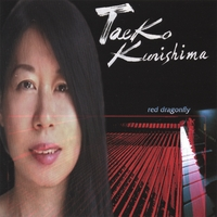 Taeko Kunishima | Red Dragonfly