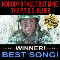 Talbot Perry Simons | Nobody's Fault But Mine The P.T.S.D. Blues - Single