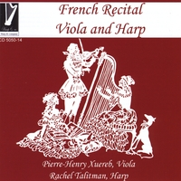 Pierre-henry Xuereb & Rachel Talitman | French Recital for Viola and Harp