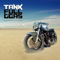 Tank Full O'Gas | Custom Bike in a Desert