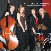 Jeannie Tanner | A Little Bit Of Christmas from the Jeannie Tanner Quartet