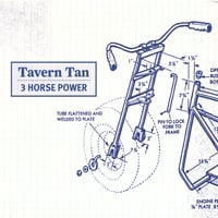 Tavern Tan | 3 Horse Power