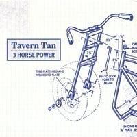 TAVERN TAN: 3 Horse Power