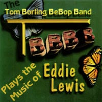 Tom Borling Bebop Band CD
