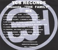 "TCB RECORDS | ""The Family"" Mix STAR, BIG CHEEF,UNKNOWN THUGG & MORE"