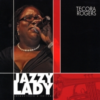 Album Jazzy Lady by Tecora Rogers