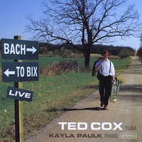 Ted Cox | Bach To Bix