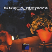 Ted Rosenthal & Bob Brookmeyer | One Night in Vermont