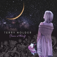 Terry Holder | Flowers At Midnight
