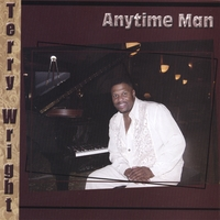 Terry Wright : Anytime Man