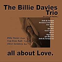 The Billie Davies Trio | All About Love (feat. Tom Bone Ralls, Oliver Steinberg & Billie Davies)