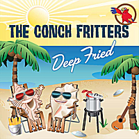 The Conch Fritters: Deep Fried