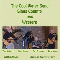 The Cool Water Band | The Cool Water Band Sings Country and Western